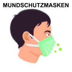 Atemschutz-Masken